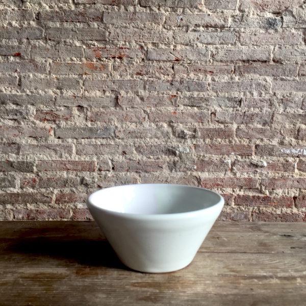 ana deman ceramique annette van ryhsen coupelle vert argile blanc art de la table
