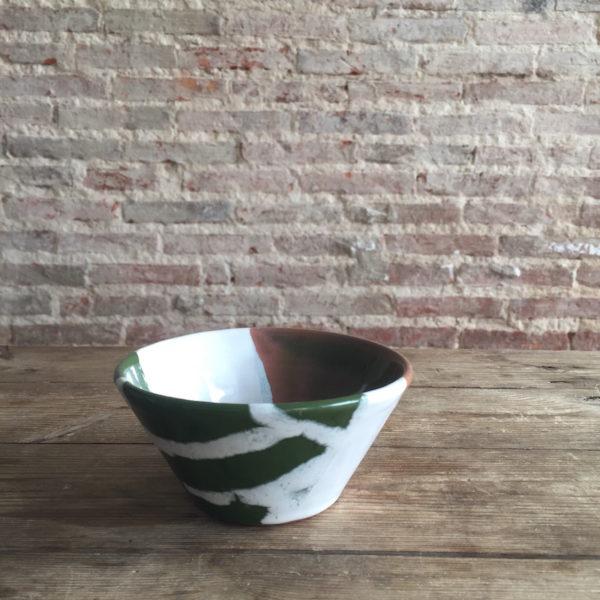 coupelle, ana deman, ceramique