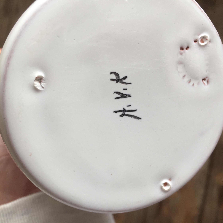 vase, ana deman, ceramique, annette van ryhsen