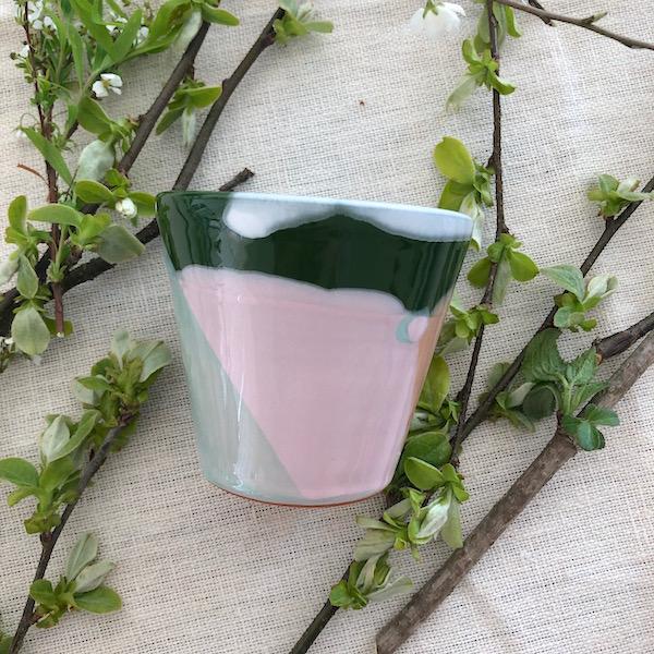 mug ceramique ana deman vendee art de la table decoration annette van ryhsen