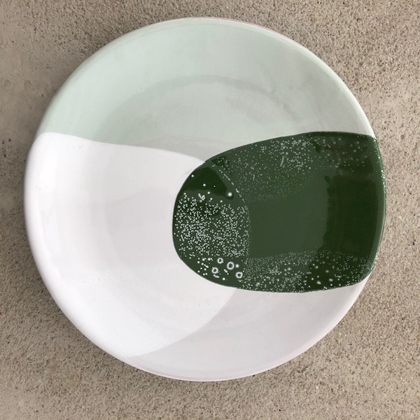 assiette ana deman annette van ryhsen made in france