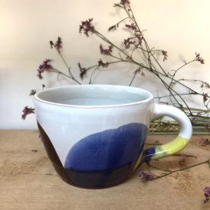 grande tasse en ceramique