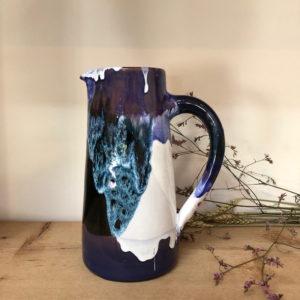 pichet, ceramique fait main en vendee ana deman annette van ryhsen