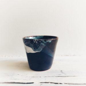 mini mug en ceramique fait main en vendee